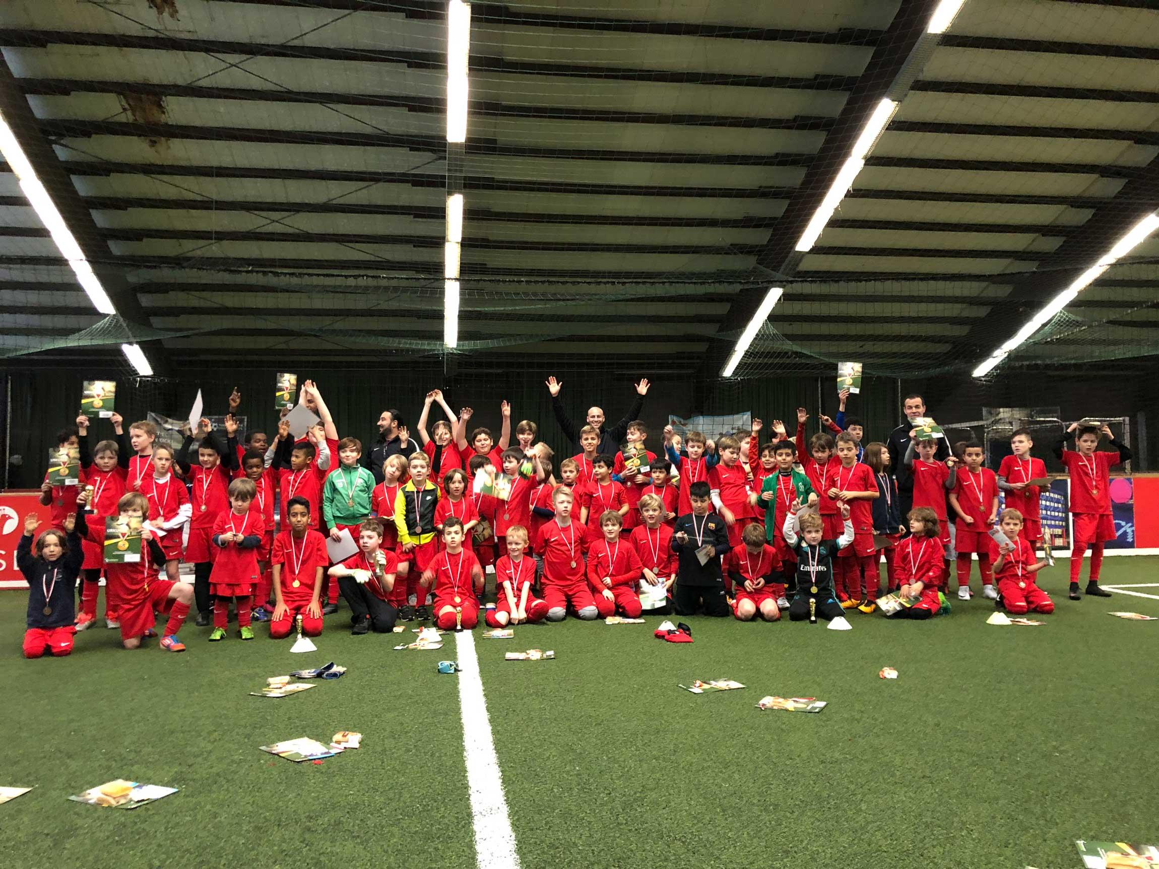 Fussballcamp Frankfurt